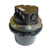 Morooka Carrier GM10VA MOTOR DE VIAJE NABTESCO FINAL DRIVE